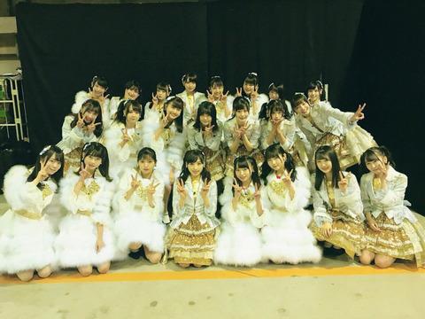 【AKB48】完全に小栗有以とその他大勢wwwwww【フレッシュオールスターズコンサート】