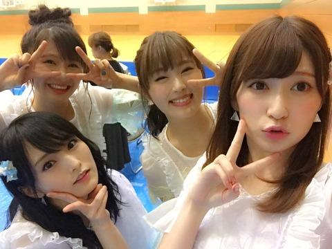 【NMB48】8/5、8/6の神戸コンサートが申し込み多数でスタンド席やステージ後方の「見切れ席」発売決定!