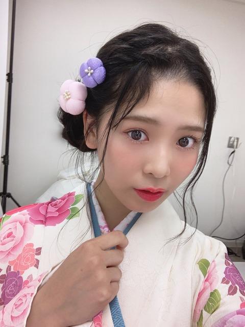 【NMB48】安田桃寧「今年の目標は、、、完 璧 聖 人 !完璧アイドルになります」