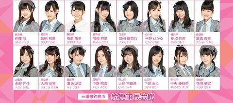 【朗報】AKB48チーム8、横道侑里と平野ひかるが活動再開!!!