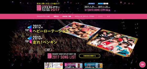 【AKB48】お前らリクアワ本来の目的や趣旨を間違えてないか?
