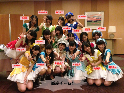 【AKB48】チーム4は壊す必要ないよね【大組閣祭り】