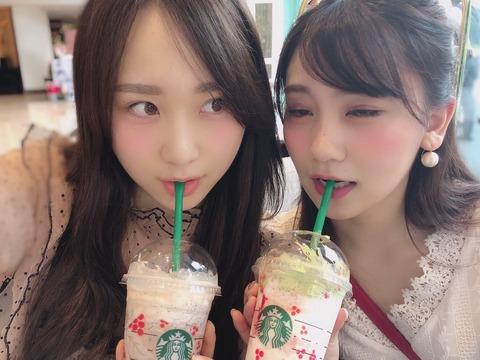 【AKB48】高橋朱里が小嶋真子のとんでもない画像をSNSに投稿www