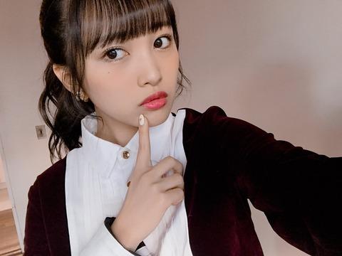 【AKB48】向井地美音「おでん四天王は餅巾着、こんにゃく、がんも、牛すじ」