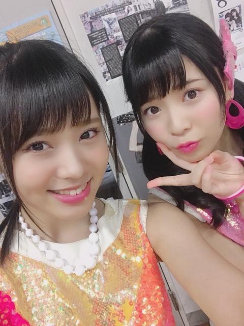 【NMB48】安田桃寧と岩田桃夏の見分け方【ももっち・ももるん】