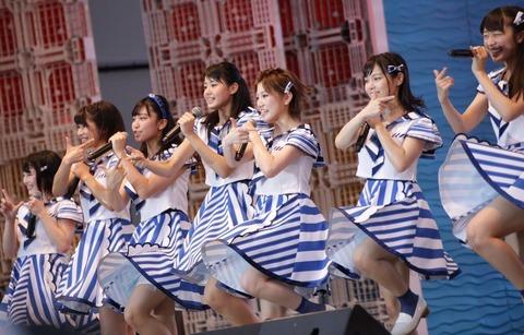【悲報】STU48「船上劇場を発表できる段階ではないため」メジャーデビュー延期www