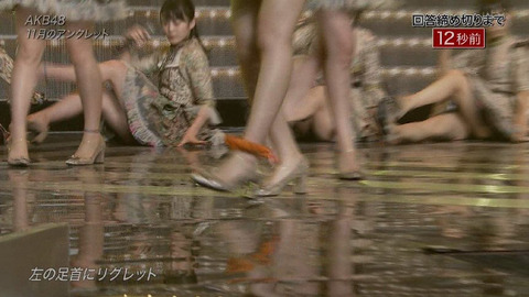【AKB48】誰かのパンツ見えたあああ!!!解析班集まれ!!!