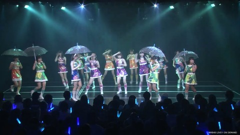 【AKB48G】一緒に雨宿りしてみたいメンバー