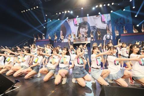 AKB48G史上最悪の年っていつだ?