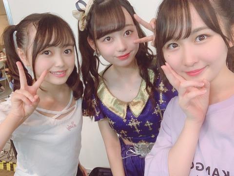 【朗報】ひーわたんのお●ぱいが想像以上に凄かった!!!【AKB48・樋渡結依】