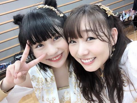 【朗報】SKE48が誇る美人姉妹がとってもかわいい【須田亜香里・小畑優奈】