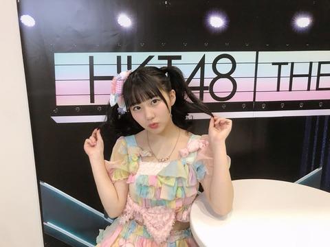 【HKT48】田中美久ちゃんってファンの悪口とか絶対言わないよな