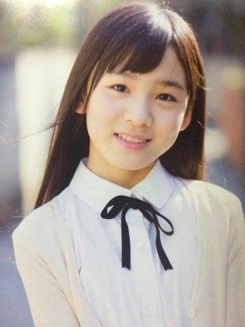 【HKT48】UTB荒巻美咲ちゃんのグラビアがロリロリ過ぎて・・・