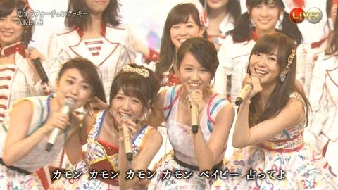 最近大島優子と前田敦子がよく召喚されてるけど、今のAKB48ってそんなにヤバい?