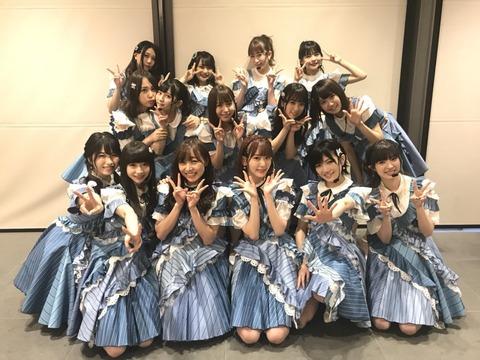 【AKB48】11月3日イオンモール常滑全国握手会参加メンバー決定!