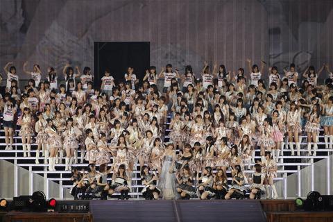 【AKB48G】どう考えても人数が多すぎるwwww