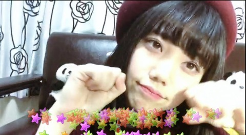 【AKB48】くれにゃんこと長久玲奈さん「学校の授業で海猿(映画)をみた。ちょっと前は美女と野獣を見た。散歩の授業もある」【SHOWROOM】