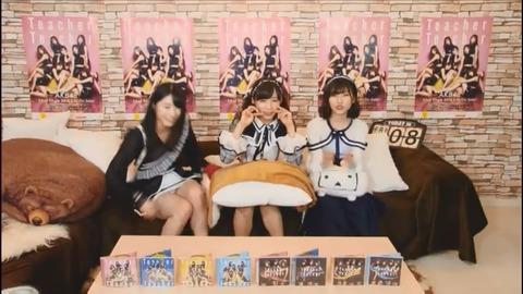 【AKB48】ゆいはんがニコ生でガチのパンチラしたのにあんま話題になってないな【横山由依】