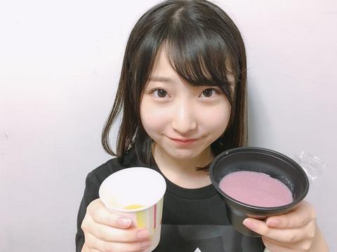 【NMB48】堀ノ内百香さんの昔の画像で抜いてしまった事を握手会の時に話して「コラッ!メッ!」て叱ってもらいたいなあ