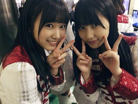 【HKT48】矢吹と田中、どうして差がついた?【なこみく】