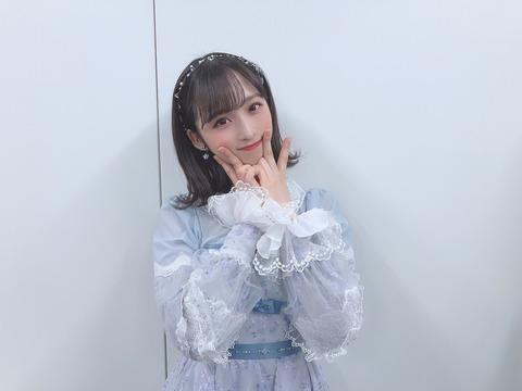 【AKB48】小栗有以さん外出自粛要請の中お外で雪遊び