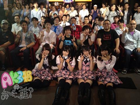 【AKB48】ど平日の昼間からあん誰に並んでる奴らって何してんの?