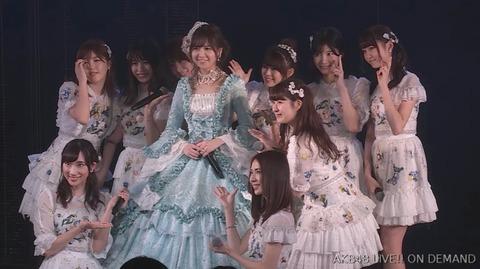 【特別公演】「佐藤すみれ AKB48劇場ファイナル特別公演~あの頃のすーめろでぃー~」が神公演!!!