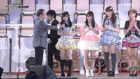 【AKB48G】総選挙で1万票入ってるとファンはだいたい何人いるんだ?