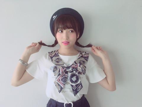 【HKT48】矢吹奈子がTIF2017「この指と~まれ!スペシャルステージ」の進行MCに!!!