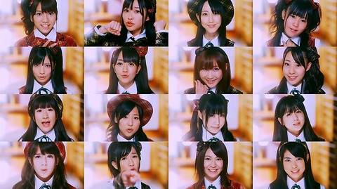 【AKB48】君好きメンバーが遂に全滅・・・