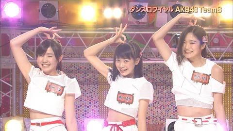 【AKB48G】No.1ダンスメンバーは横山結衣!!!!