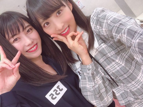 【AKB48】横山由依と小栗有以のゆいゆいはんが「女芸人No.1決定戦 THE W」に出場!東京1回戦合格!