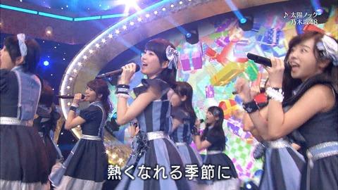 【悲報】乃木坂46が遂に48グループの傘下に・・・
