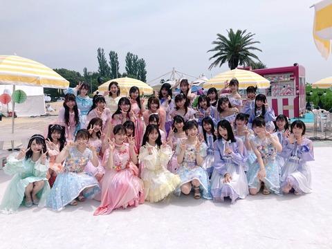 乃木坂46とAKB48グループ次世代選抜、どっちがビジュアル良いと思う?