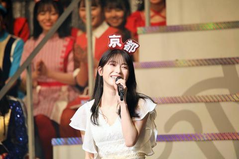 【AKB48】チーム8京都代表って1年以上不在なんだね
