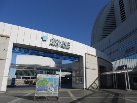 【AKB48】オリンピック終わっても個握はずっとパシフィコでやってほしいよな【握手会】