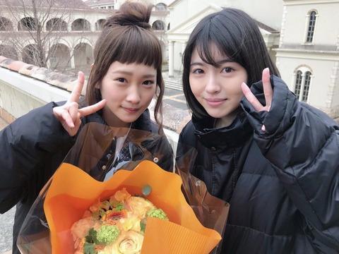 【元AKB48】川栄李奈のTwitterが完全に売れっ子芸能人www