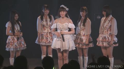 平田梨奈のような高スペックな子が密かに卒業してしまうAKB48