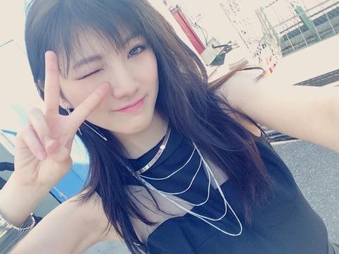 【AKB48】岡田奈々が2年前まで干されて卒業寸前までいっていたという事実