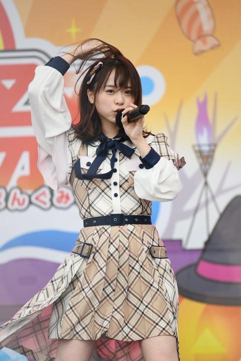【AKB48】ABA番組祭りの倉野尾成美ちゃんがぎゃん可愛!!!
