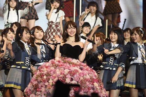 【AKB48】こじまつり前夜祭でアンコール発動した奴、何なんだあれは?