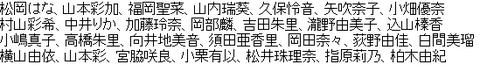 【AKB48】52ndシングル選抜ポジションを見て思うこと