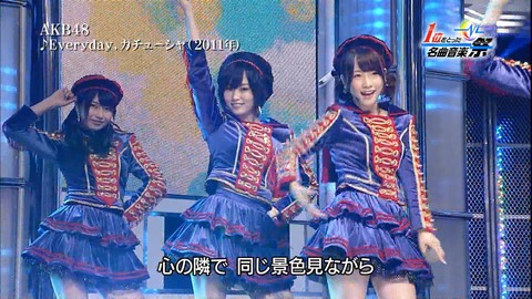 【AKB48】高橋みなみの後継者は横山・山本・川栄で確定か?