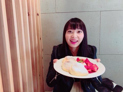 【NMB48】女ってなんでパンケーキが好きなんだろう?【堀詩音】