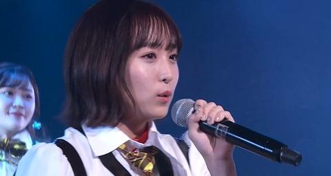 【AKB48】なぎちゃん「今日の公演で衝撃的なことがある」【坂口渚沙】