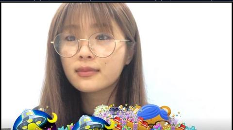【NMB48】なぎちゃんのすっぴん顔が可愛い!【渋谷凪咲】