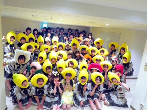 【NMB48】市川美織卒業コンサートでレモンがいっぱい