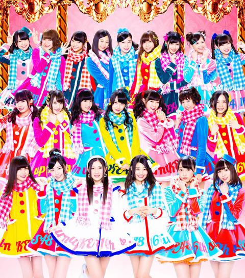 【SKE48】北川綾巴のセンターがなかったら今の小畑優奈の活躍はなかった