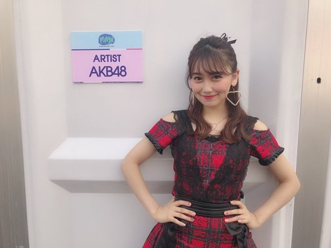 【AKB48】こじまこ「卒コンはしないし次のシングルも参加しない」【小嶋真子】