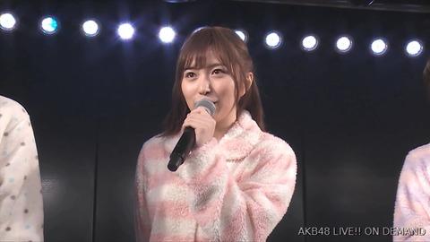 【AKB48】大島涼花が卒業発表、最後の公演は6月8日
